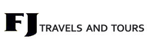 FJ Travel and Tours Logo