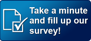 Take a minute and fill up our survey