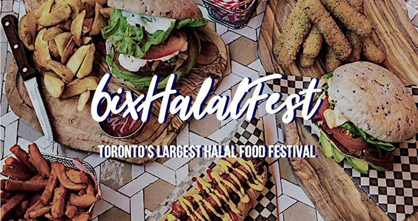 The 6IX Halal Fest 2018 ft. Bilal Saeed