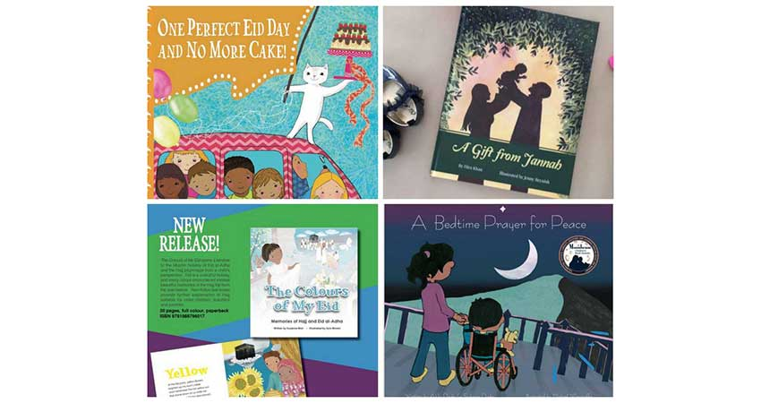 Eid al Adha Story Time with Local Muslim Authors