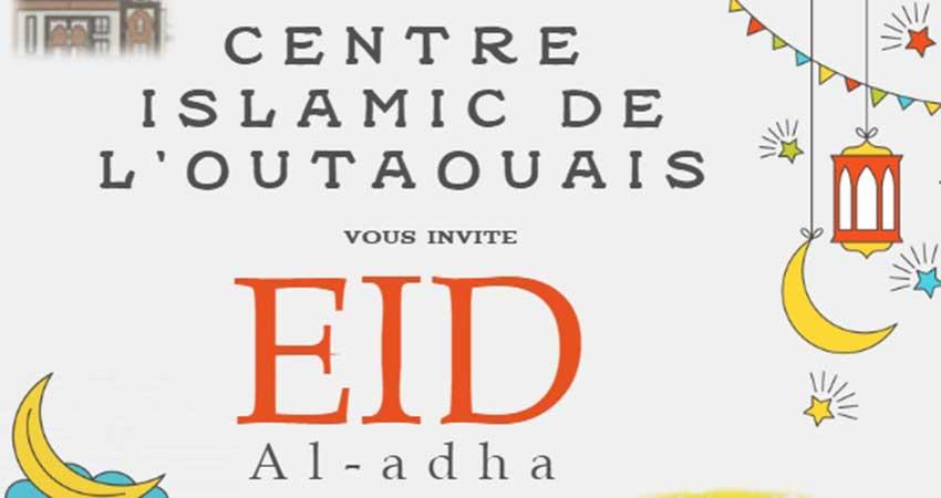 Célébration de la fête de l'Aïd Al-Adha