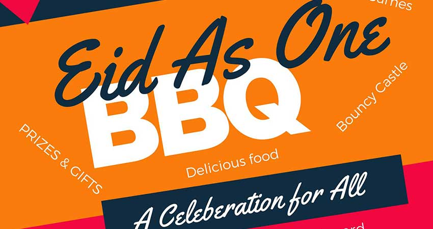 Eid as One BBQ in Regent Park