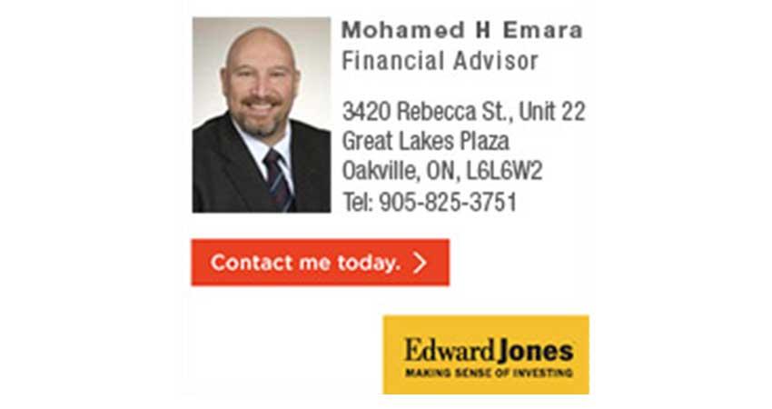 Financial Foundation with Financial Advisor Mohammad Emara