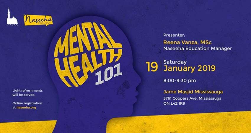 Naseeha - Mental Health Mental Health 101