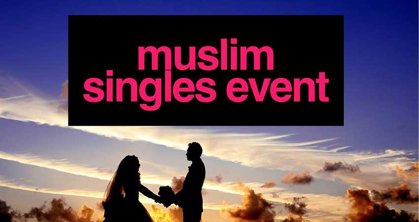 Muslim Singles Halal Speed Dating Event