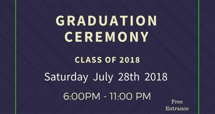 Calgary Somali Graduation Ceremony Celebration