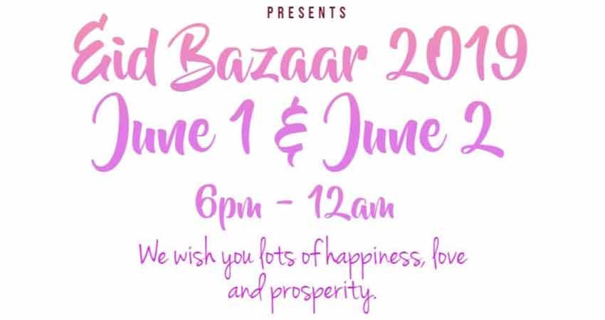 Eid Bazaar 2019