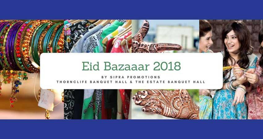 Eid Bazaar 2018