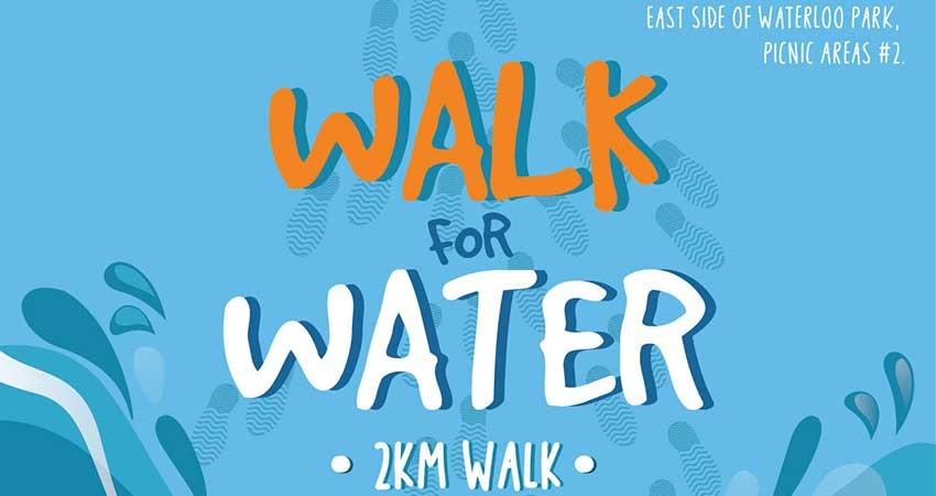 Islamic Relief Canada Walk for Water • Waterloo