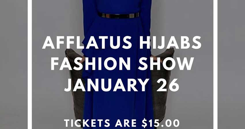 Afflatus Hijabs Fashion Show