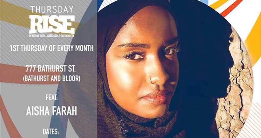 single muslim toronto event