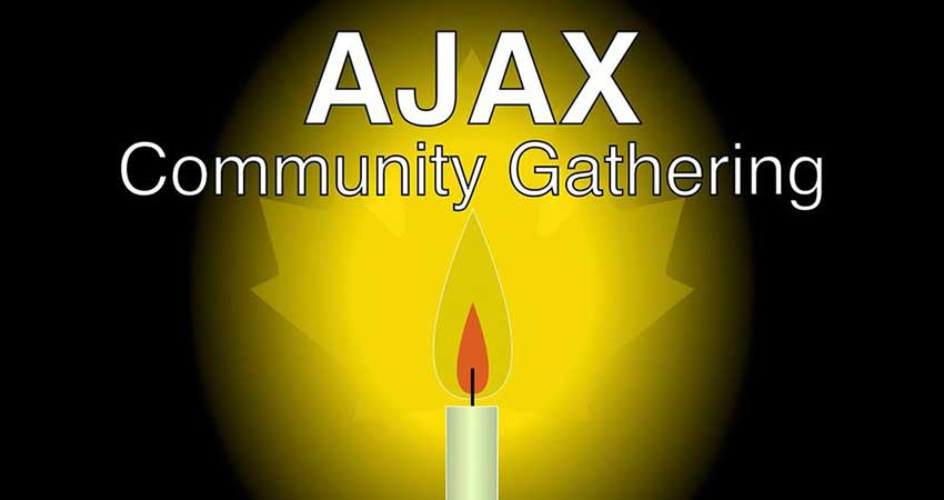 Push Back The Darkness: Ajax Community Gathering