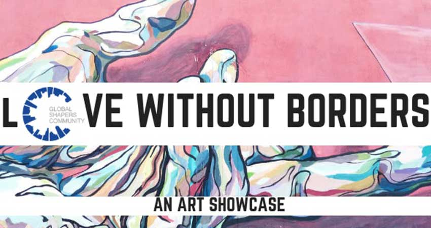Love Without Borders: A Refugee Art Showcase