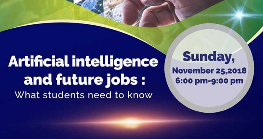 ICNA Relief Canada Artificial Intelligence and Future Jobs: Seminar for Students