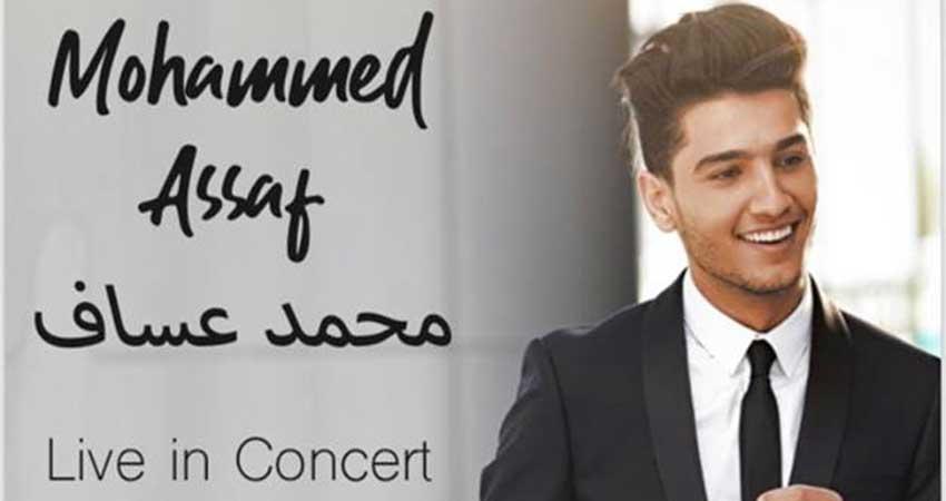 Mohammed Assaf Live in Concert: Winnipeg