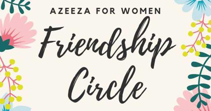 Azeeza Friendship Circle - December