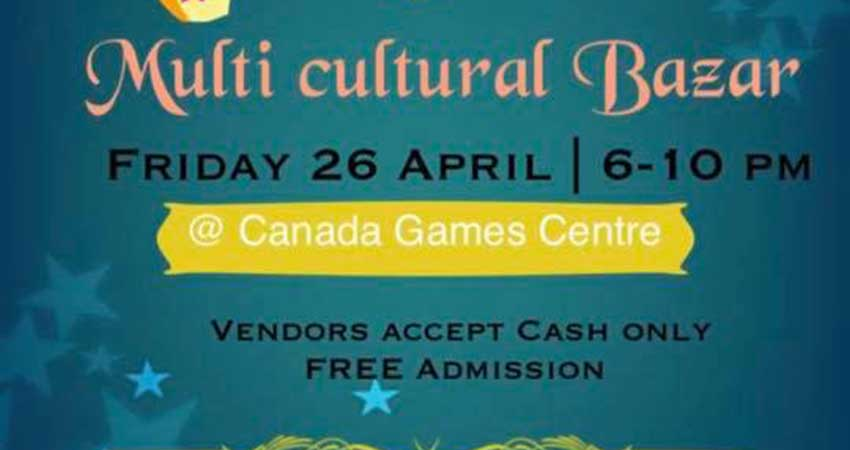 Hali Fun Multicultural Bazaar