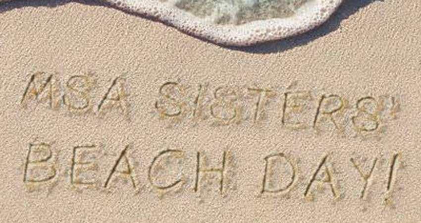 UWindsor MSA Sisters' Beach Day