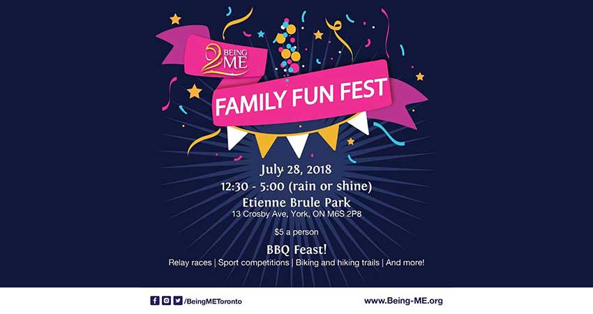 Being ME Family Fun Fest