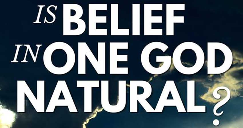 Is Belief in One God Natural? w/ Sheikh Osta