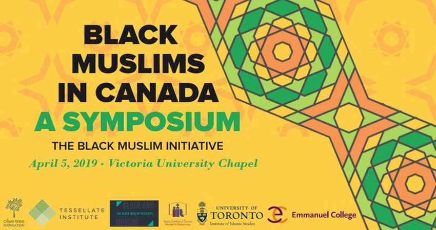 Black Muslims in Canada: A Symposium