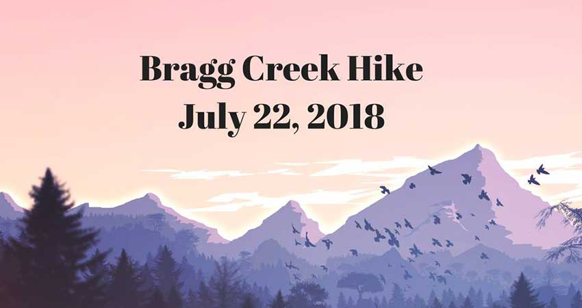 The Western Muslim Initiative Bragg Creek Hike