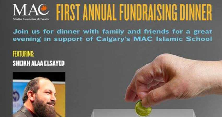 Calgary MAC Islamic School Annual Fundraiser