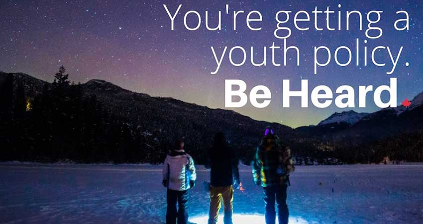 Calgary: Consultation on Canada's New Youth Policy