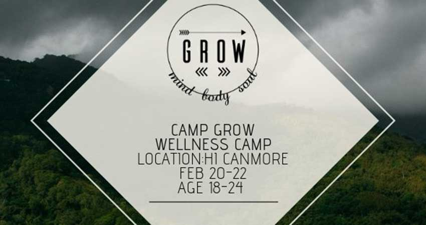 Camp Grow :Wellness Camp for University Girls Registration Camp Starts Feb 20
