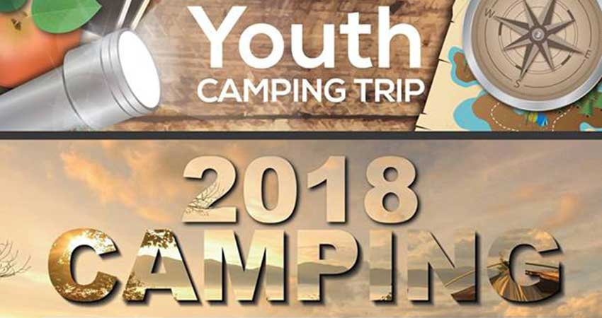 Youth Camping Trip 2018