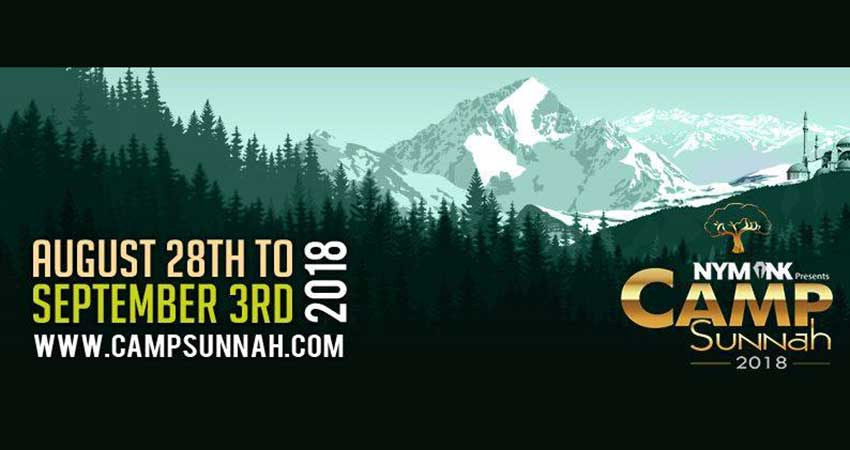 Camp Sunnah 2018