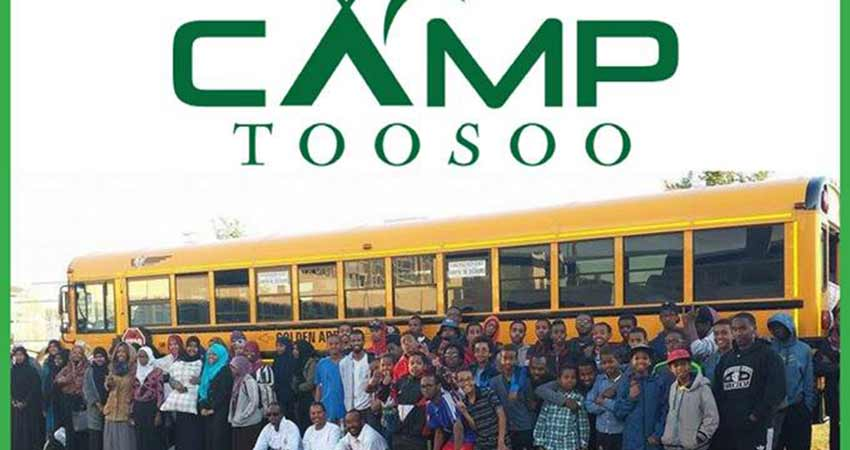 Camp Toosoo for Somali Youth Registration