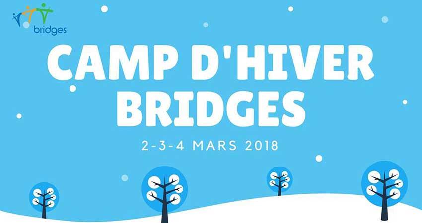 Camp d'hiver Bridges 2018 - Bridges Winter Camp 2018