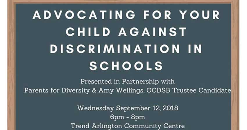 Advocating for Your Child Against Discrimination in Schools