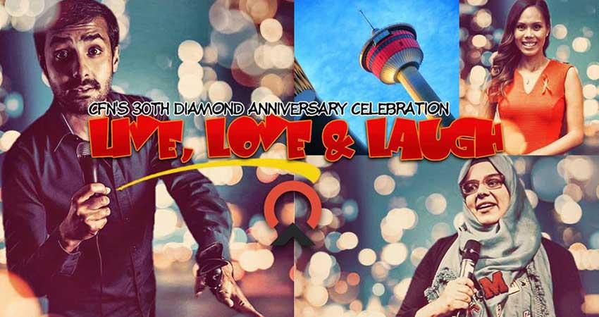 Live, Love & Laugh: Centre for Newcomers 30th Diamond Anniversary