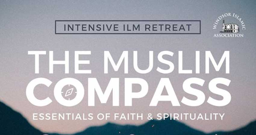 The Muslim Compass Youth Ilm Retreat