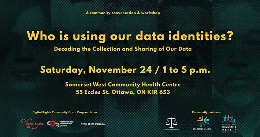 Who is using our data identities?