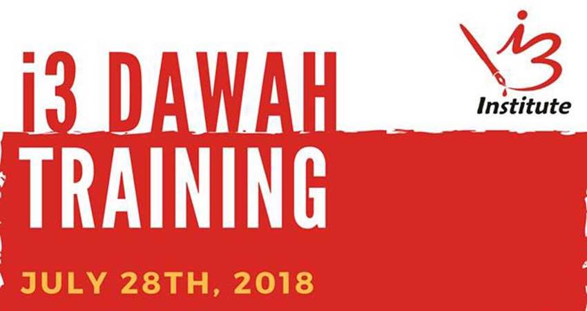 I3 - Interactive Ilm Institute Dawah Training