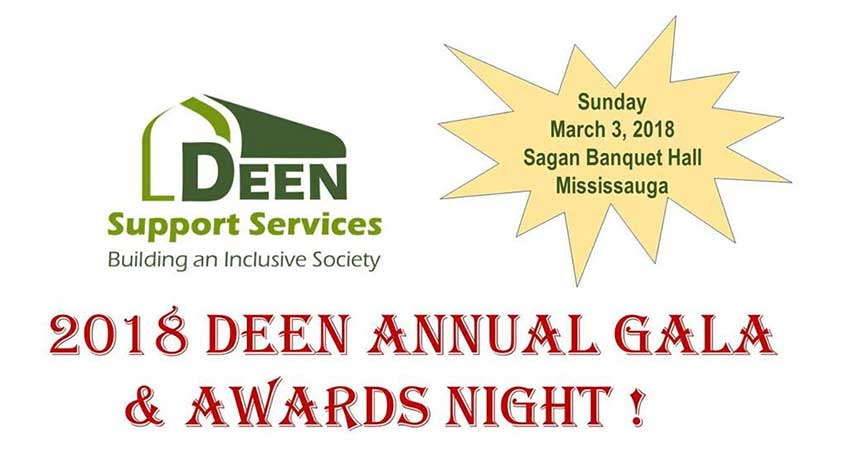 DEEN Annual Gala and Awards Night 2018