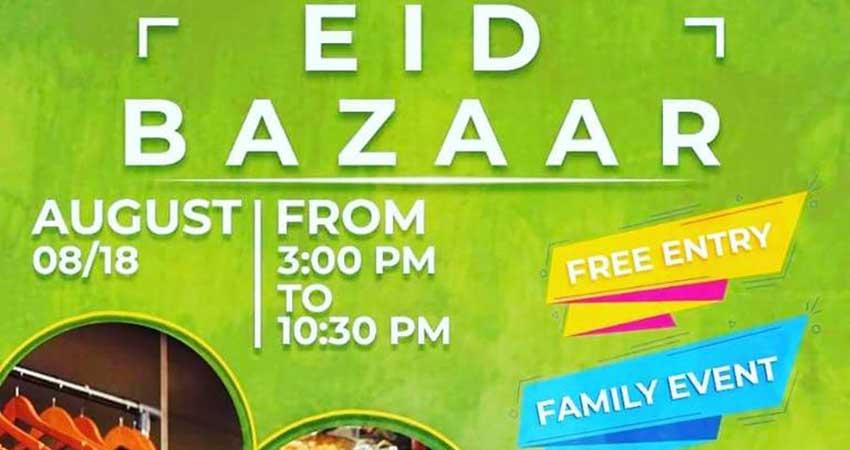 Windsor Eid Bazaar