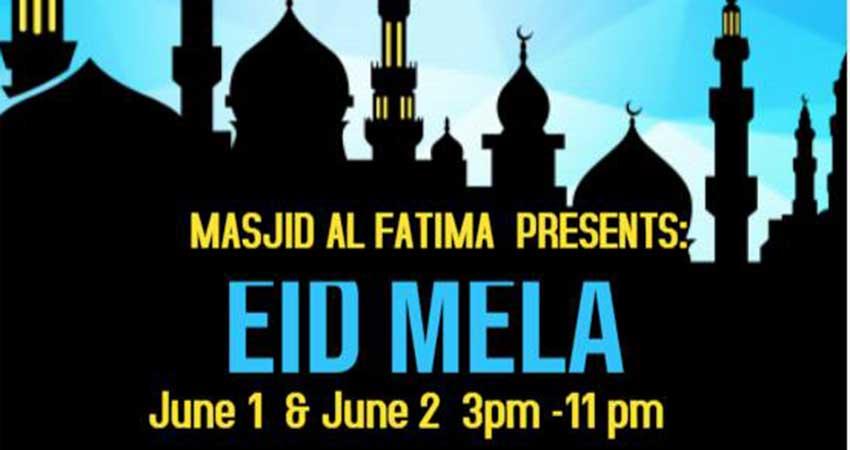 Eid Mela at Masjid Al Fatima of Edmonton