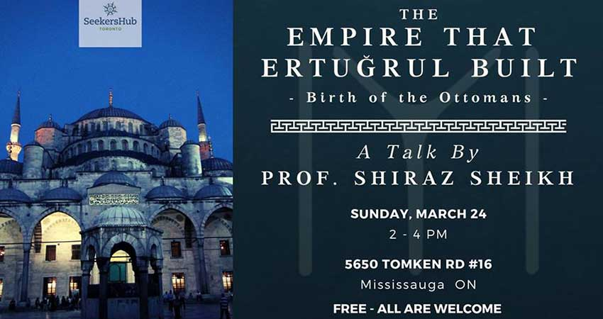 The Empire that Ertuğrul Built – Birth of the Ottomans