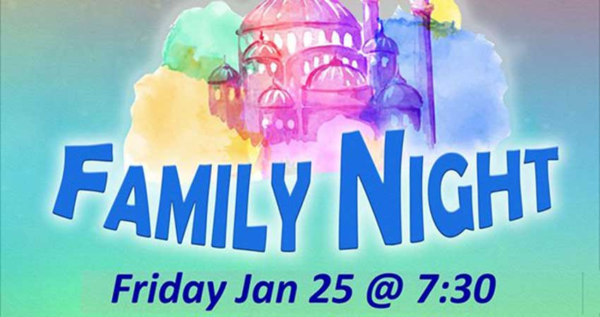Kitchener Masjid Family Night