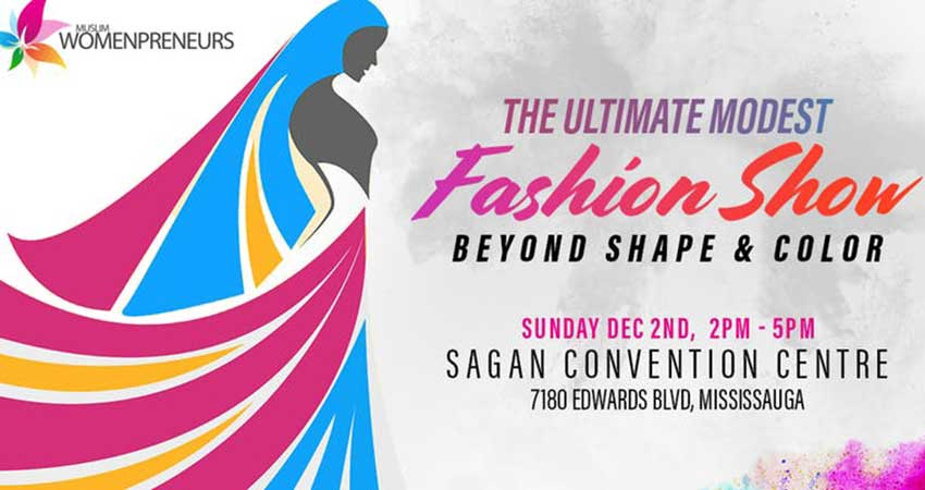 Muslim Womenpreneurs Network The Ultimate Modest Fashion Show