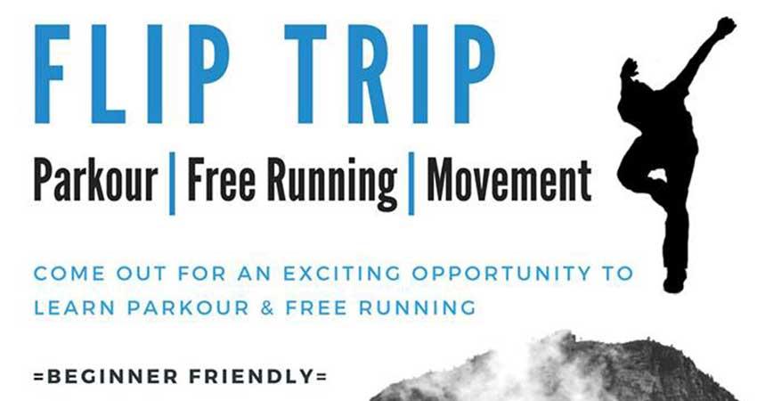 FLIP TRIP - Parkour & Free Running (Women)