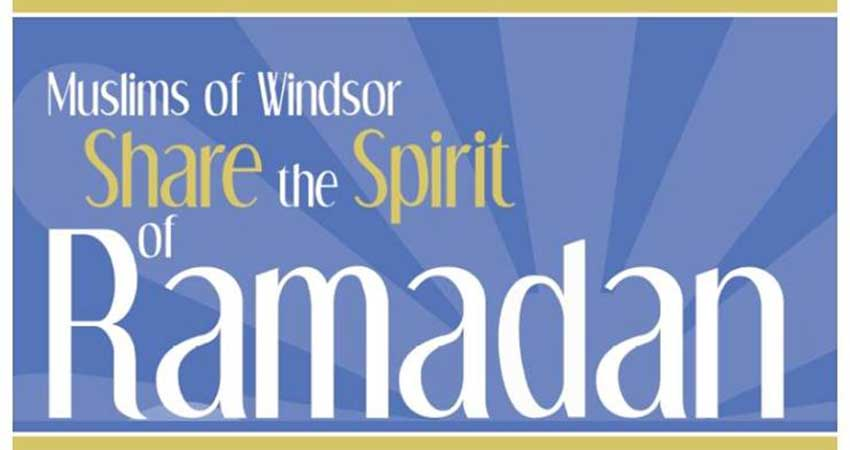 Share the Spirit of Ramadan Food Drive