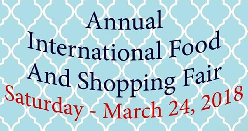 London Muslim Mosque Annual International Food & Shopping Fair Bazaar