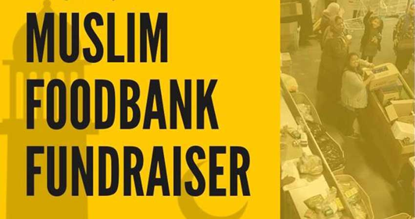 Muslim Foodbank Capital Fundraiser