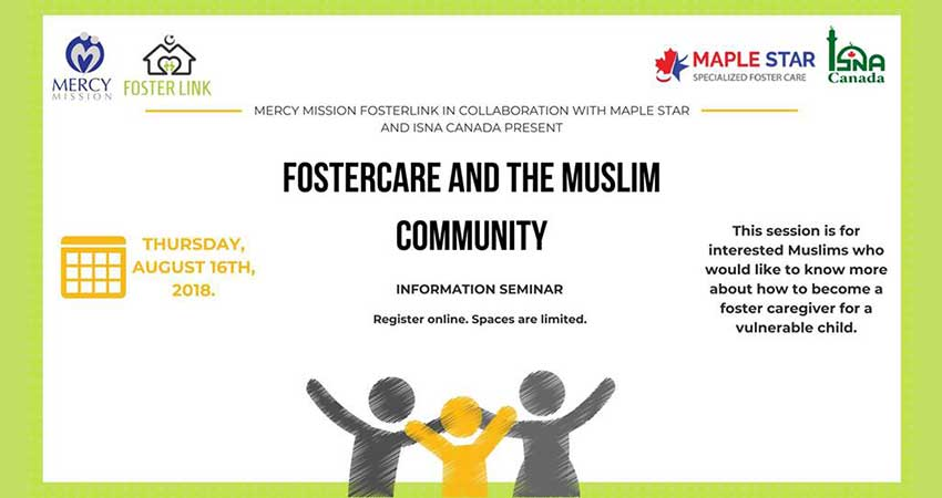Foster Care and the Muslim Community - Info Session