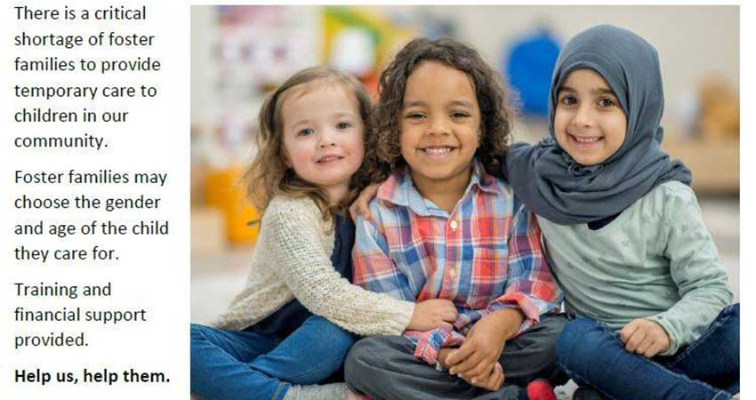 Hamilton Mountain Mosque Foster and Adoption Information Session
